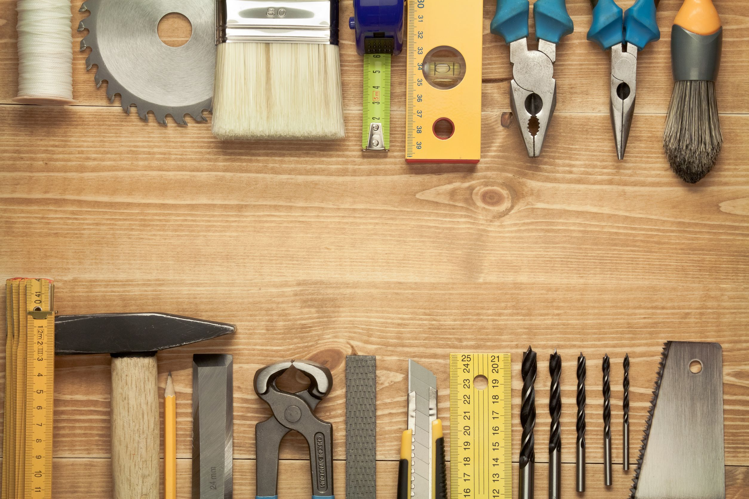 Tools table
