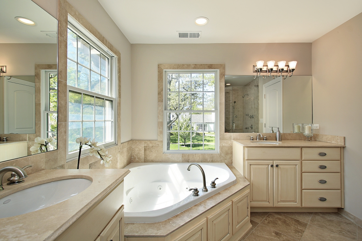 Fine Contractor For Bathroom Remodel To Inspiration Decorating