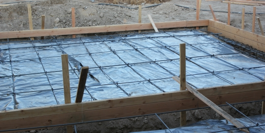 room addition foundation
