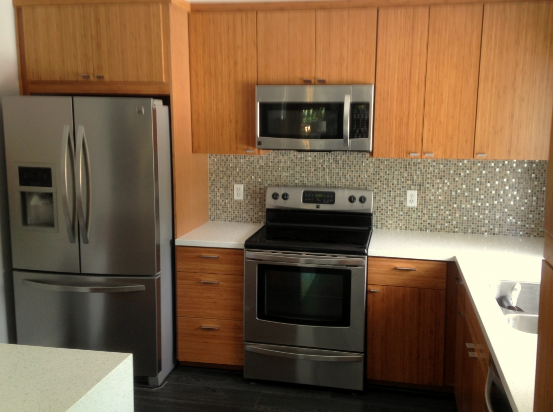 100 bamboo kitchen cabinets cost different ikea kitchen for Bamboo kitchen cabinets cost