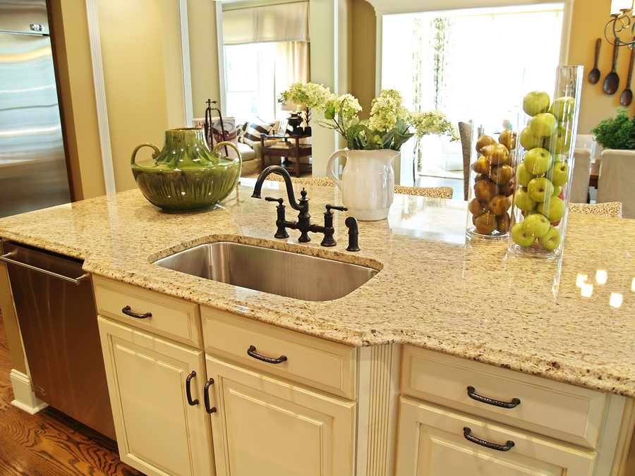 Countertop Material Weight : Kitchen Countertops - Kitchen Remodeling Orange County
