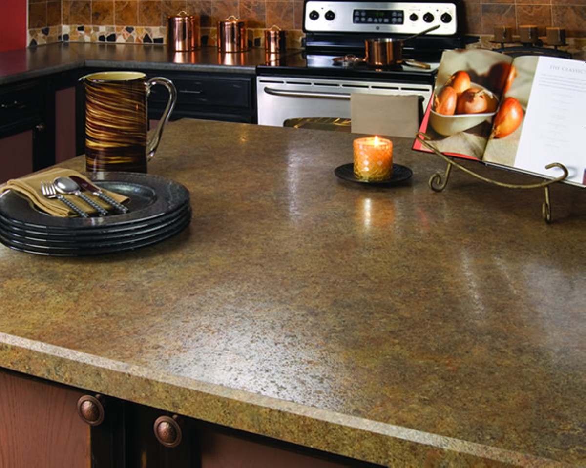Kitchen Countertops Laminate : Laminate Kitchen Countertops