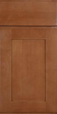 honey cabinets