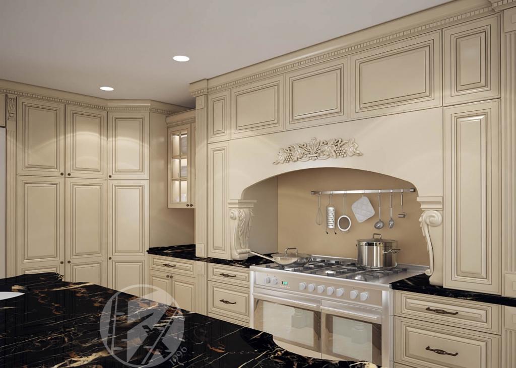 vanilla cabinets