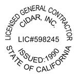 Licensed General Contractor